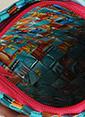Çöpmadam Messenger / Askılı Çanta Renkli